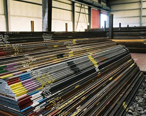 耐低温镍钢板