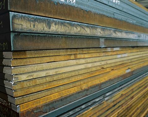 高强度结构钢板