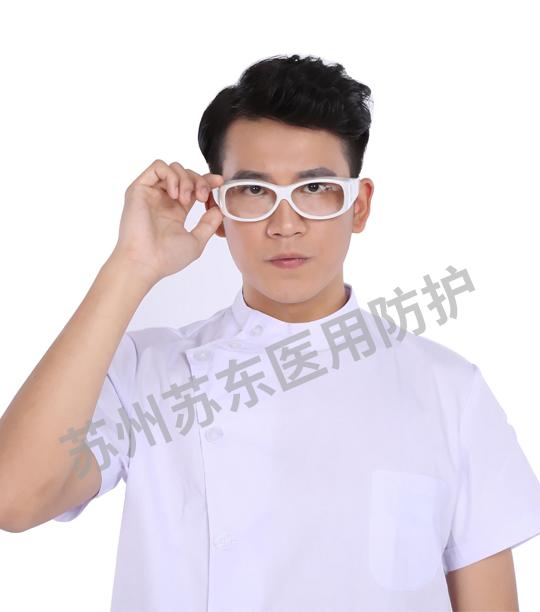 RA220護邊型鉛眼鏡