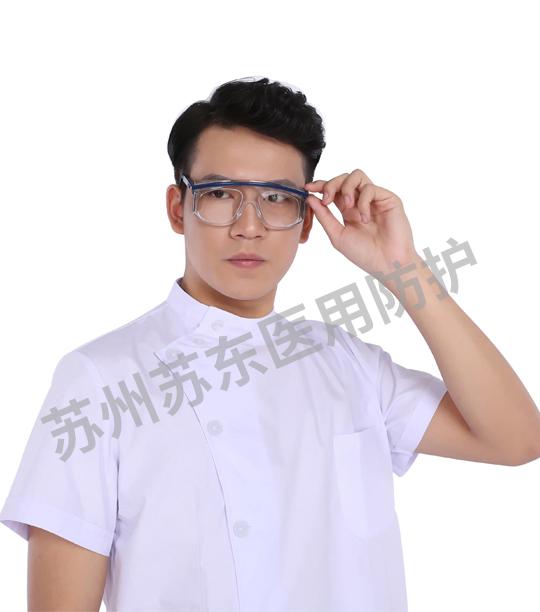 RA210 护边型铅眼镜