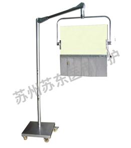 【铅屏风】 落动式悬吊屏风 标准型