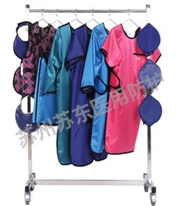 I型防護鉛衣衣架