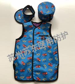 儿童防护服三件套