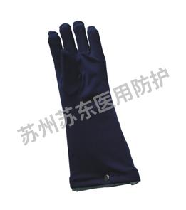 透視分指型醫用射線防護手套