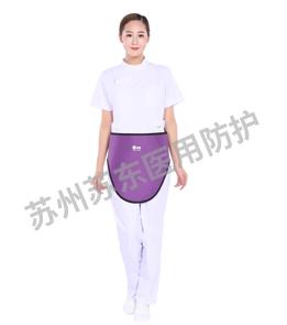 三角巾鉛圍裙