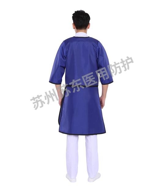 3分体长袖-背面