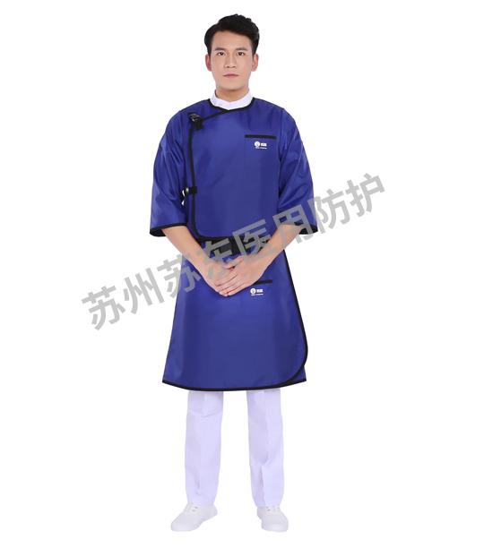分體長袖鉛衣-正面