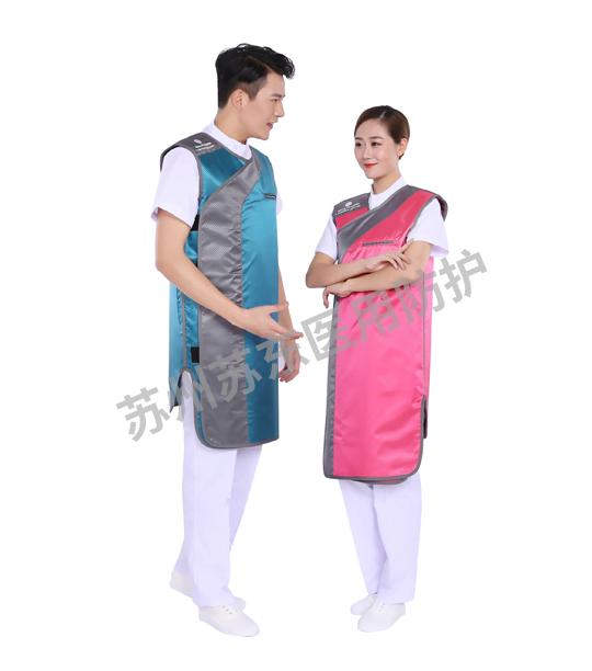 合照連體無袖防護鉛衣