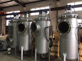 孟加拉燃煤电站Y型过滤器项目